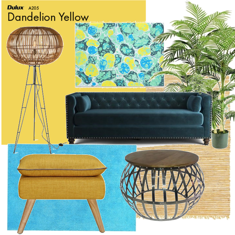 Globetrotter Living Interior Design Mood Board by MarbleCloud on Style Sourcebook