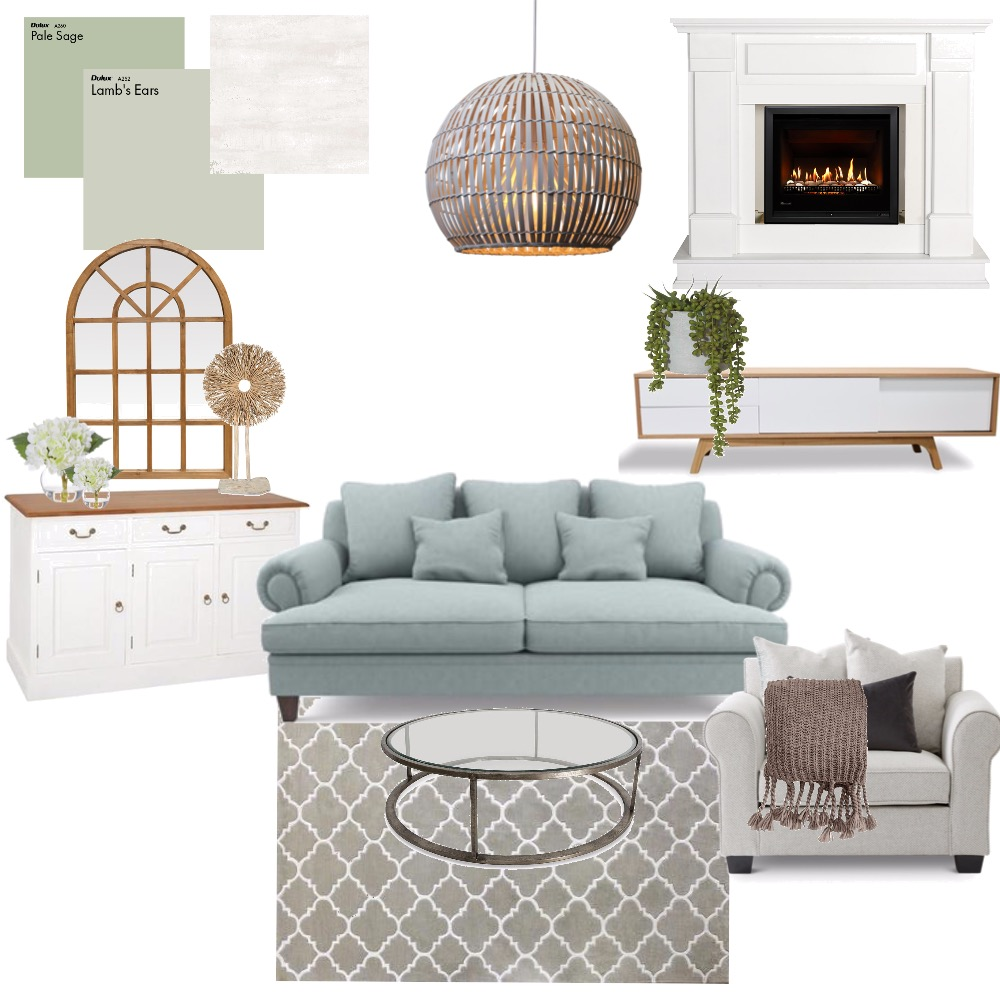 Lounge Interior Design Mood Board by CKC on Style Sourcebook