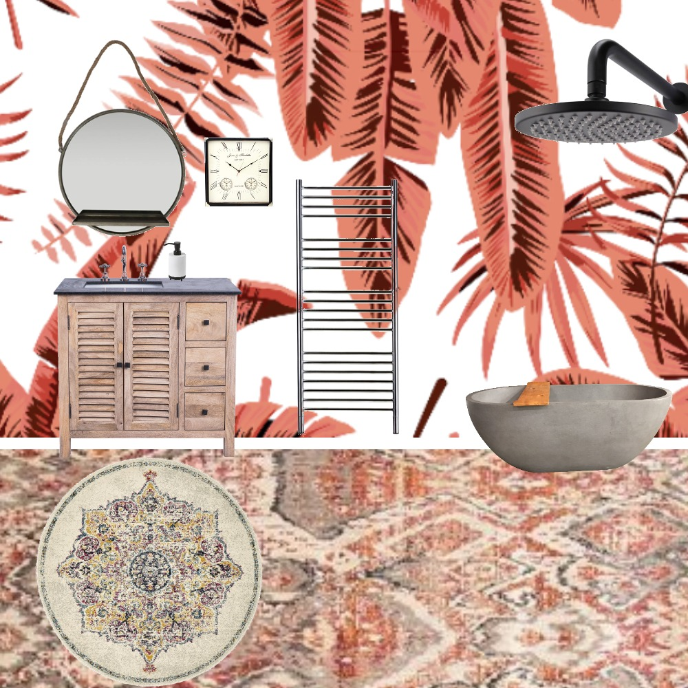 analogous Interior Design Mood Board by damon.templeton on Style Sourcebook
