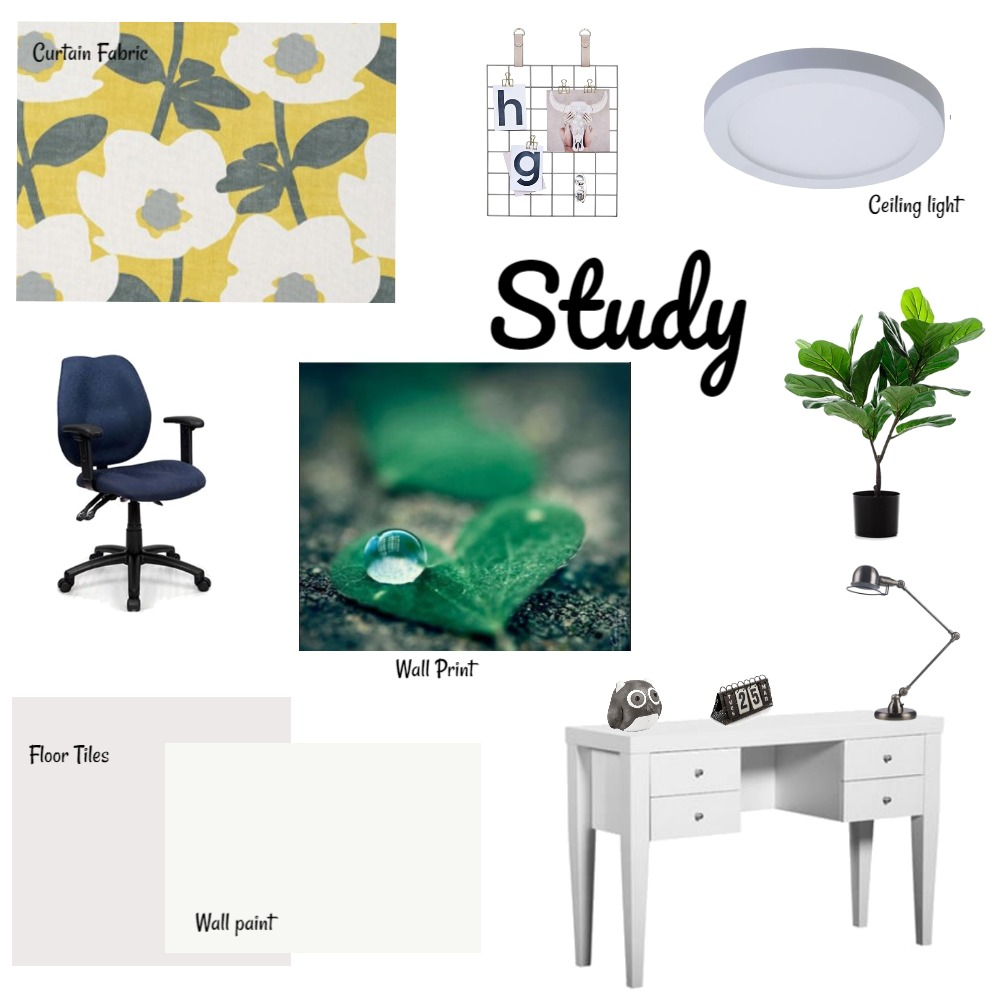 Study 2 Interior Design Mood Board by Carmenc on Style Sourcebook