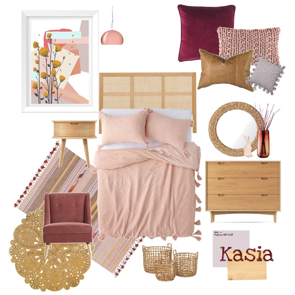 Kasia Room Interior Design Mood Board by Sarah_a on Style Sourcebook