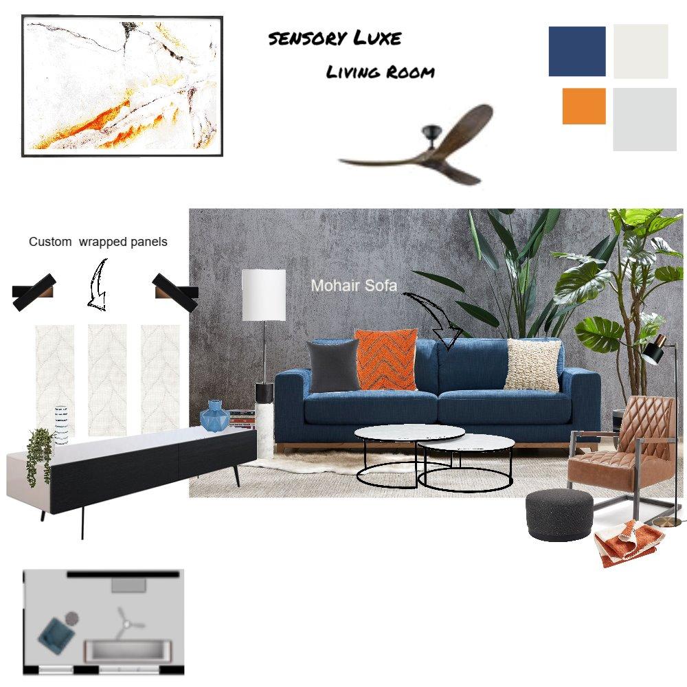 Living Room Interior Design Mood Board by MarquardtJess on Style Sourcebook
