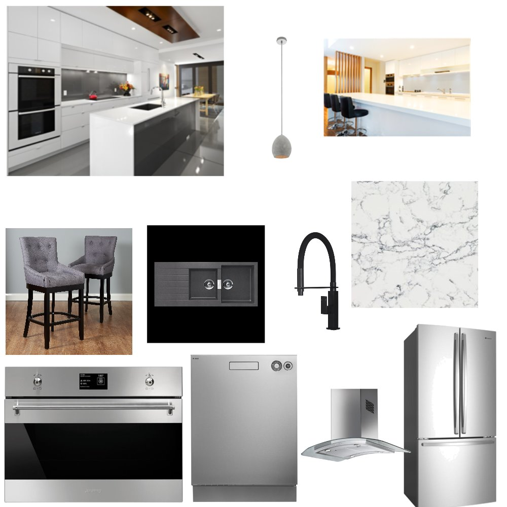 Kitchen Interior Design Mood Board by amyjdoyle on Style Sourcebook