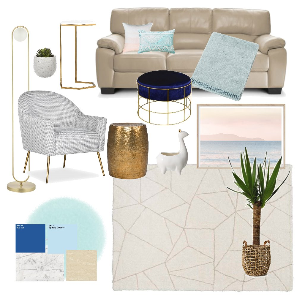Lounge Interior Design Mood Board by AmberCynthie on Style Sourcebook