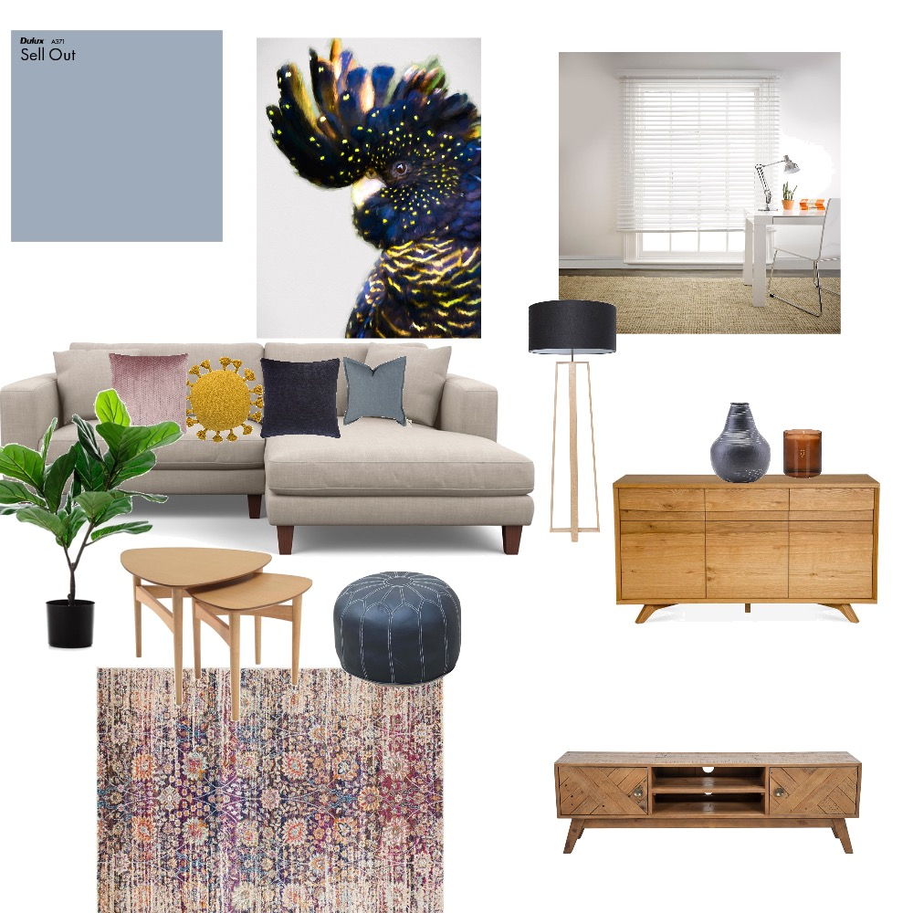 Kirstee & Tim apartment Interior Design Mood Board by Gail on Style Sourcebook