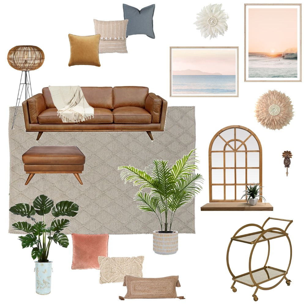 Lounge Interior Design Mood Board by CSempf on Style Sourcebook