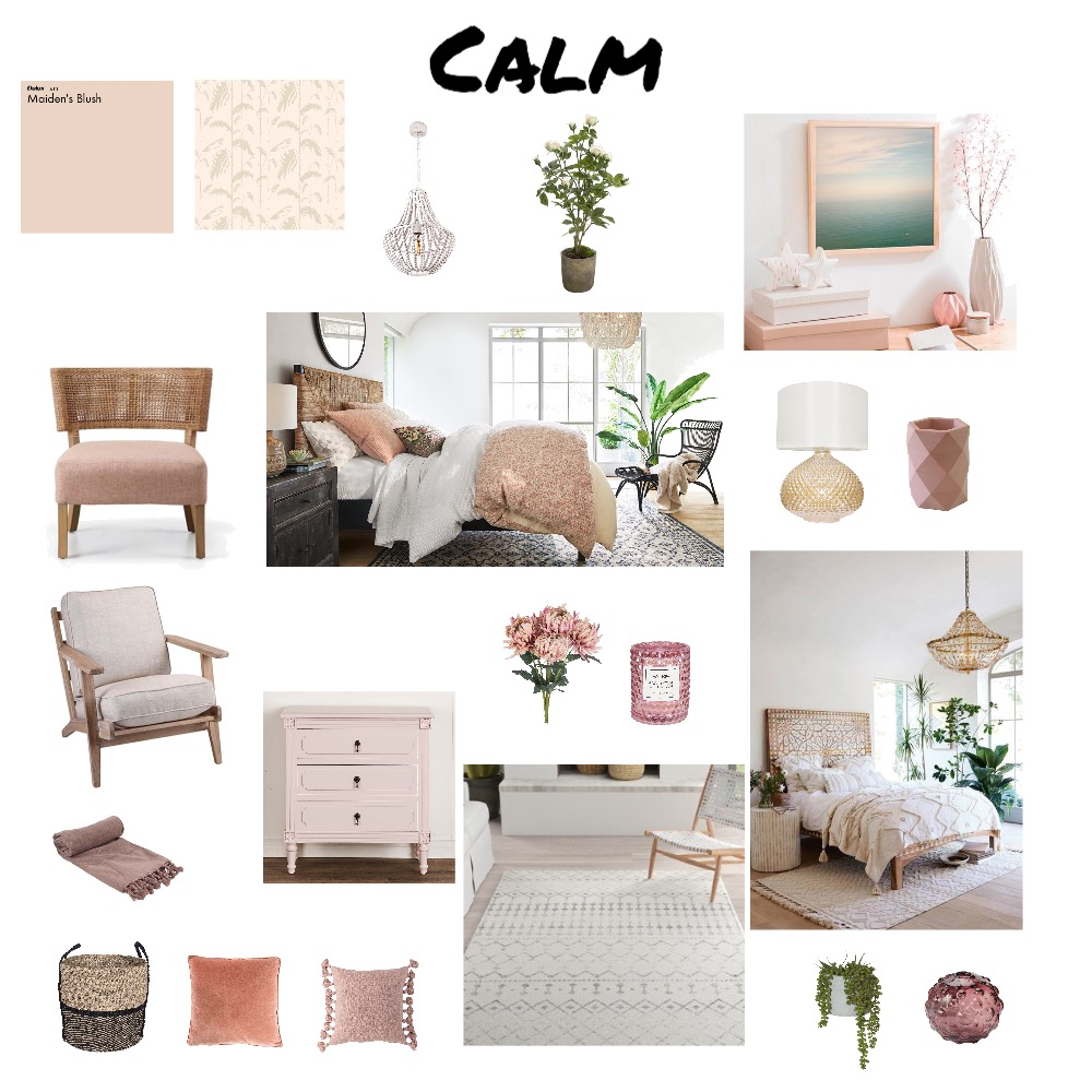 calm Interior Design Mood Board by treend on Style Sourcebook