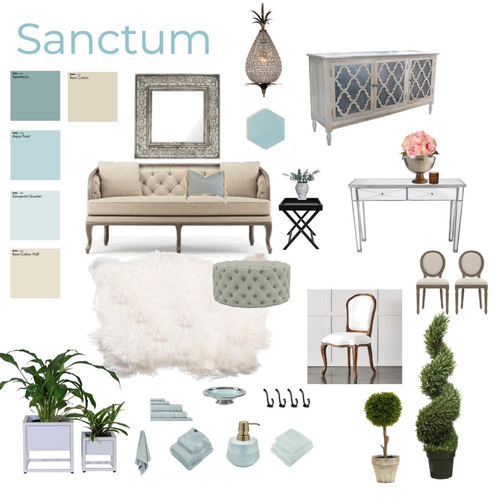 Sanctum Beauty Interior Design Mood Board by staceyloveland on Style Sourcebook