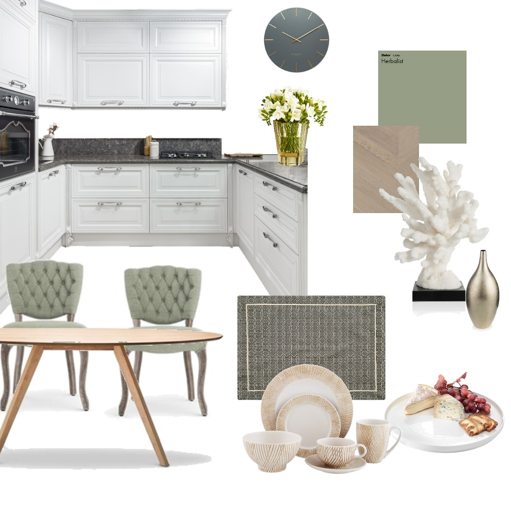 gloria 1 Interior Design Mood Board by PROKUHNI on Style Sourcebook