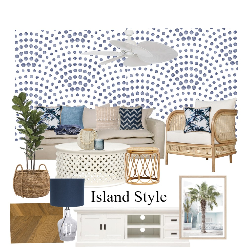 Island Style Interior Design Mood Board by Lupton Interior Design on Style Sourcebook