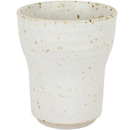 Snow Amity Speckle Ceramic Mug by Temple & Webster, a Cups & Mugs for sale on Style Sourcebook