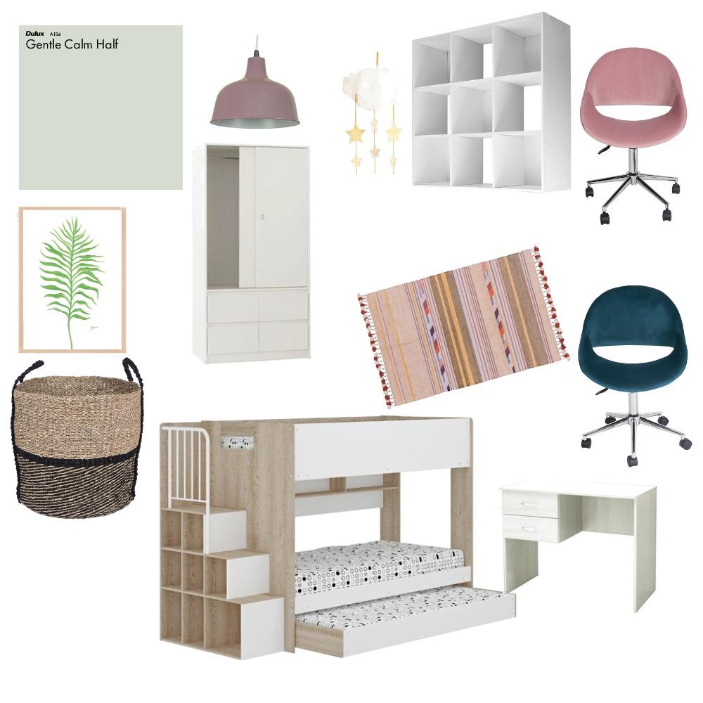 kamar anak. Interior Design Mood Board by egaariseftia on Style Sourcebook