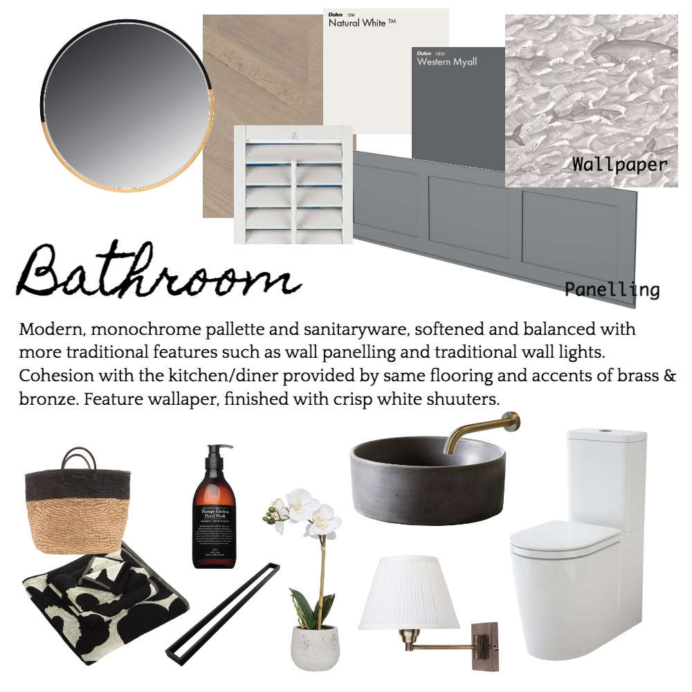 Assignment 9 Interior Design Mood Board by KRBKRB on Style Sourcebook