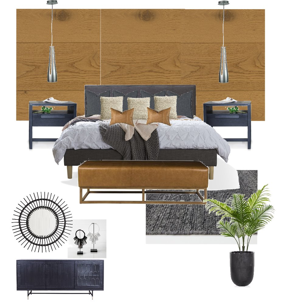 Master Buderim Interior Design Mood Board by Coastal & Co  on Style Sourcebook