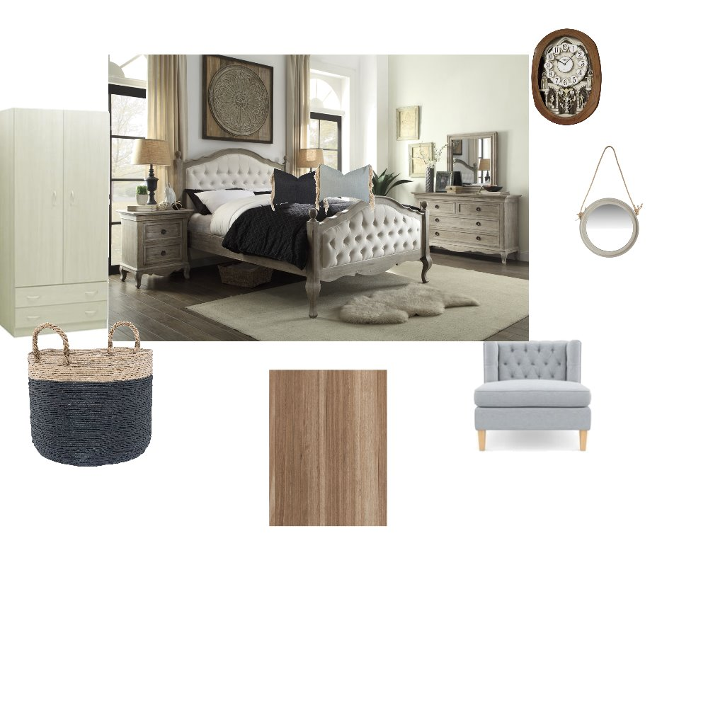 Bedroom Interior Design Mood Board by Hyacinth on Style Sourcebook