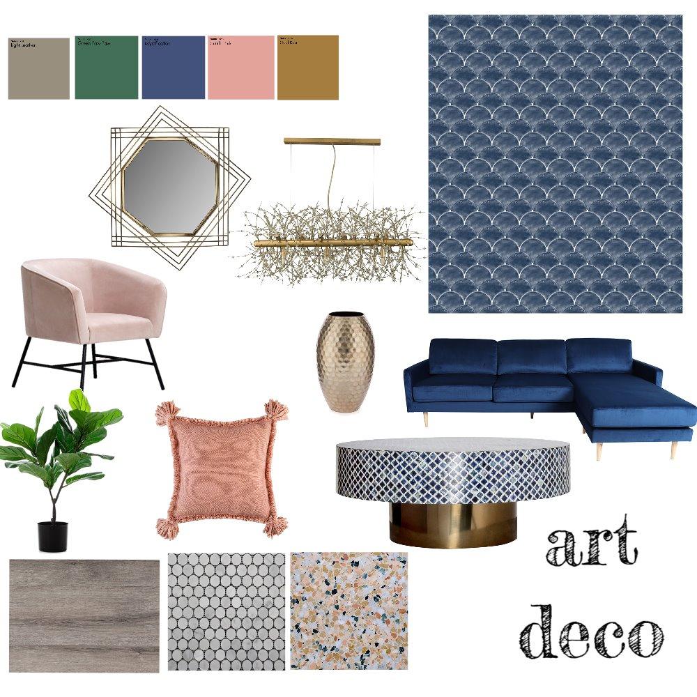 art deco Interior Design Mood Board by Simi1623 on Style Sourcebook