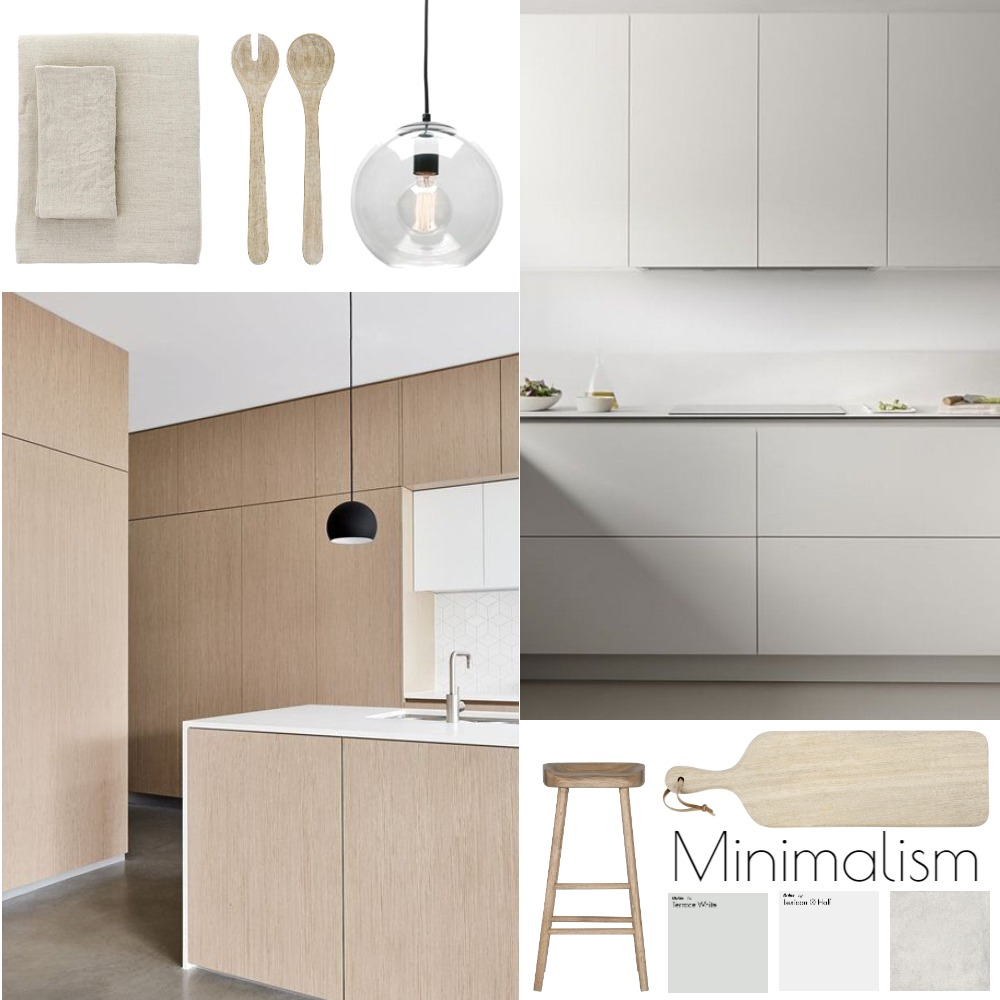 Minimalism Interior Design Mood Board by DaniVile on Style Sourcebook