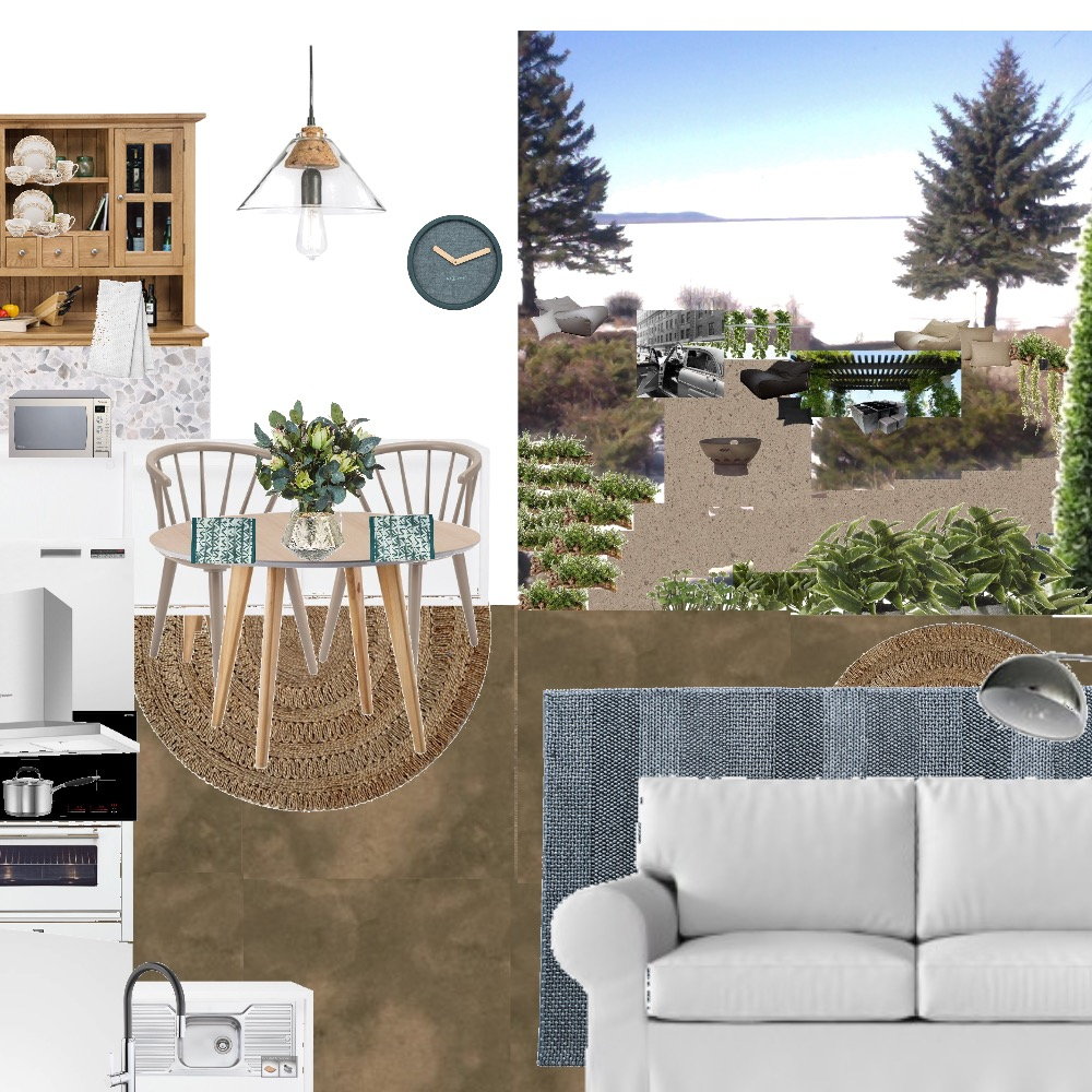 CES 609 Interior Design Mood Board by GAM31 on Style Sourcebook