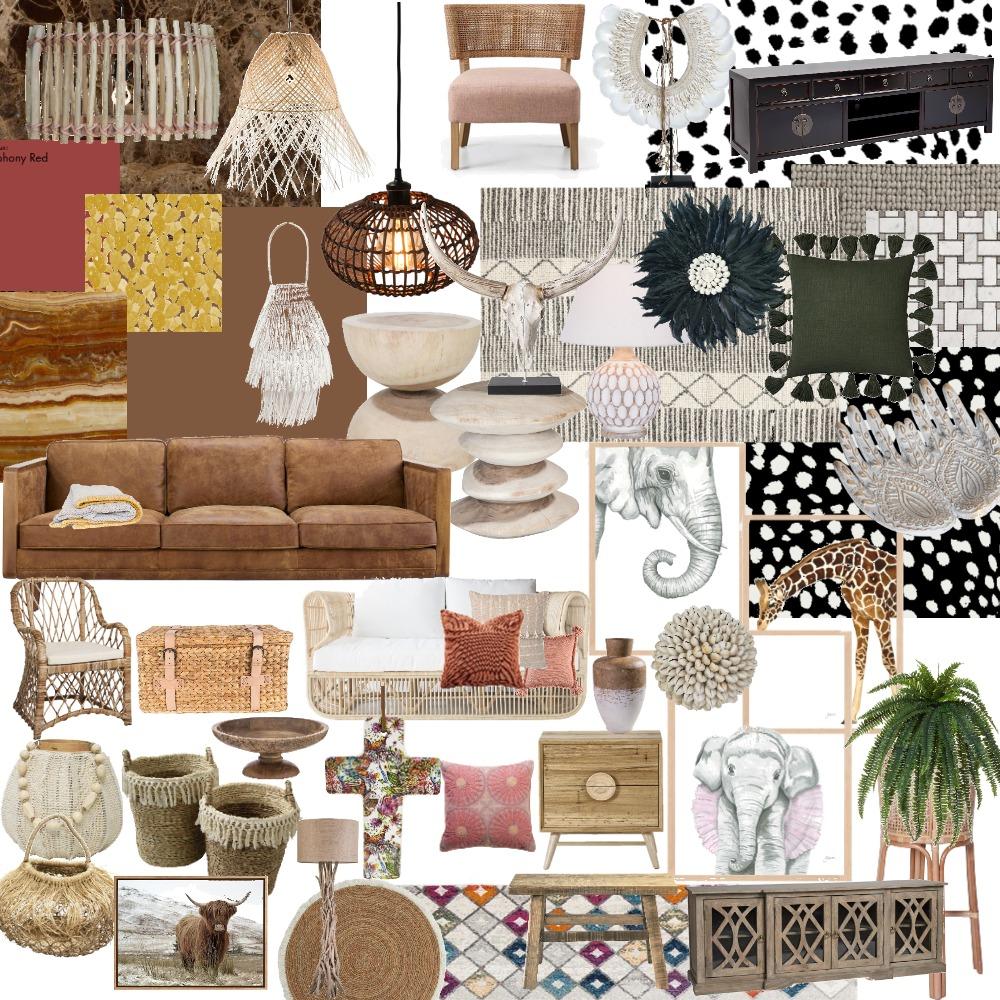 Etnico mood board Interior Design Mood Board by miriancastilho on Style Sourcebook