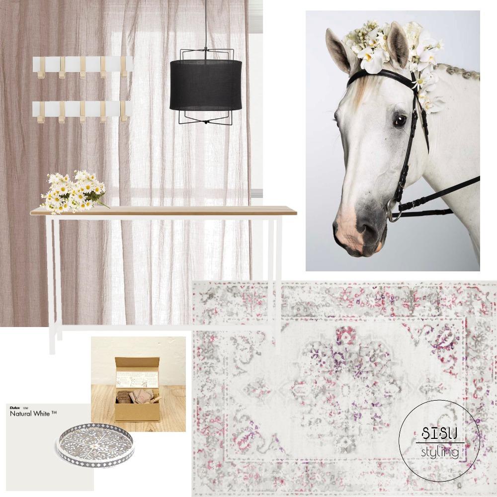 Creative floristry, filming studio Interior Design Mood Board by Sisu Styling on Style Sourcebook