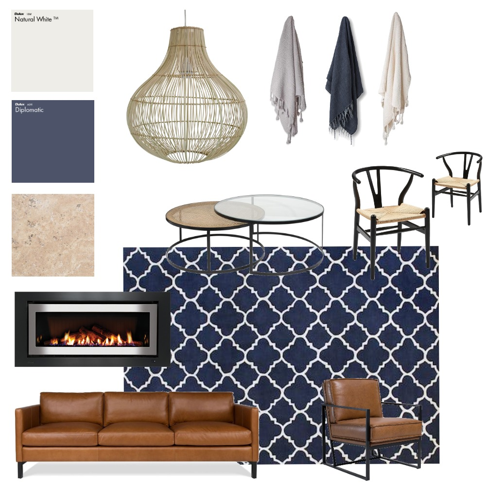 Lounge dining Interior Design Mood Board by Rissturner on Style Sourcebook
