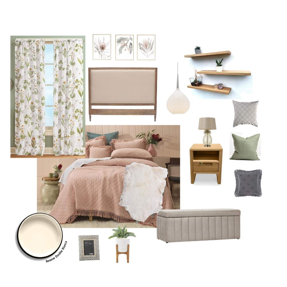 Adobe oasis Interior Design Mood Board by joirain on Style Sourcebook