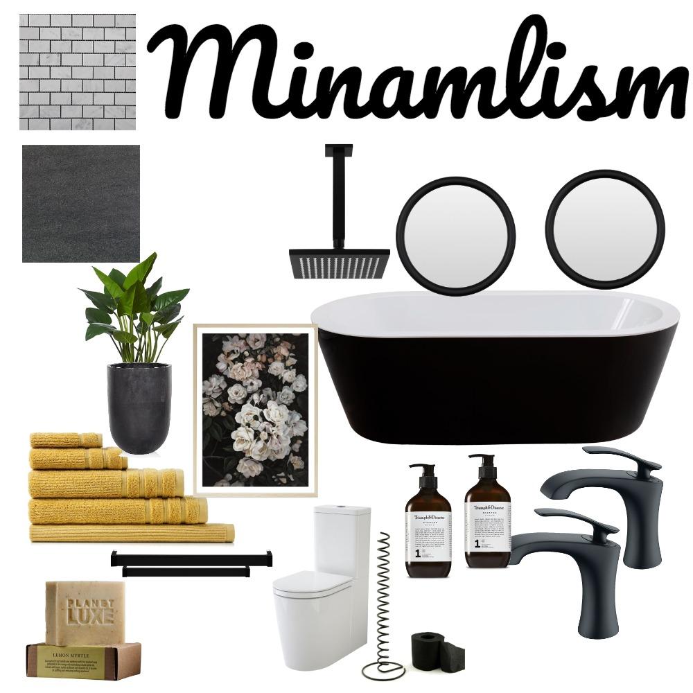 Minamilism Interior Design Mood Board by aidanlwells on Style Sourcebook
