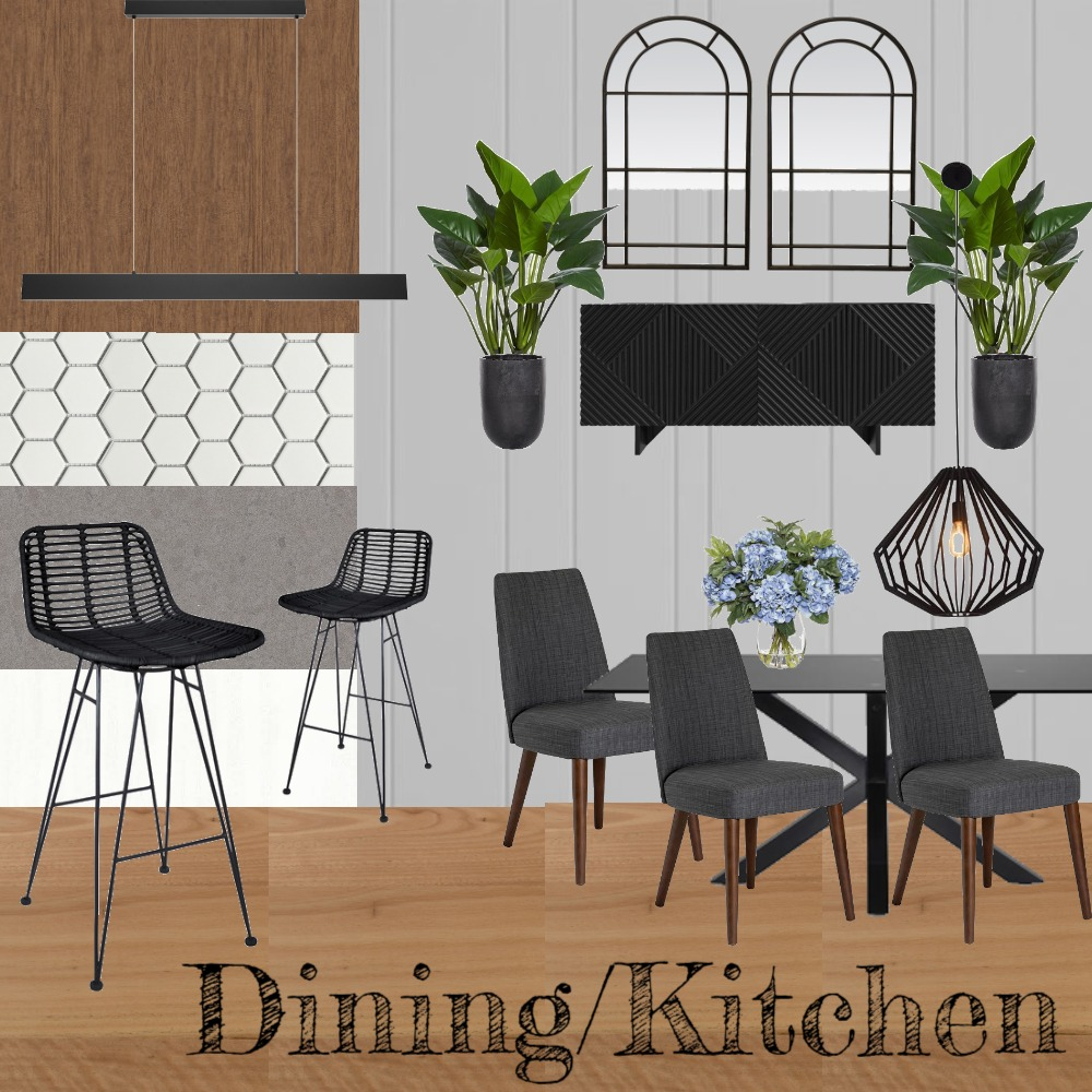 Dining and Kitchen 2 Interior Design Mood Board by Nataliegarman on Style Sourcebook