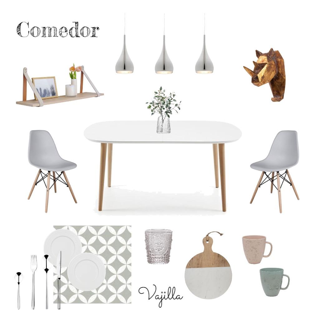 Comedor Interior Design Mood Board by antonuccio.berenice on Style Sourcebook