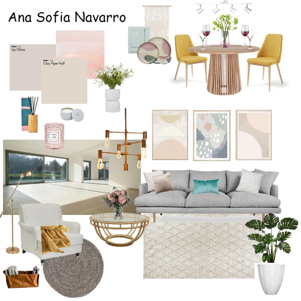 Ana Sofia Navarro Interior Design Mood Board by Susana Damy on Style Sourcebook
