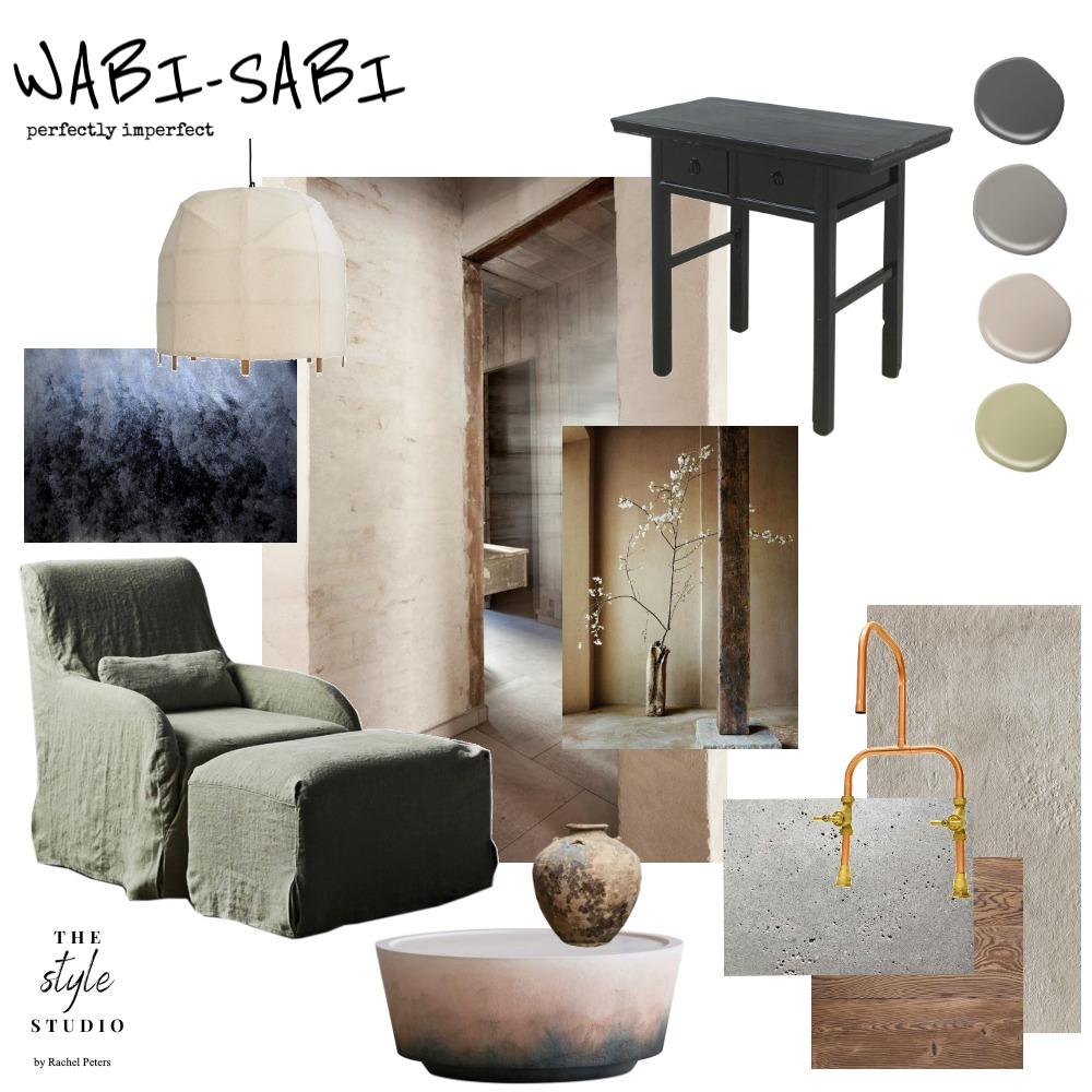 Wabi-Sabi Mood Board by rm_peters on Style Sourcebook