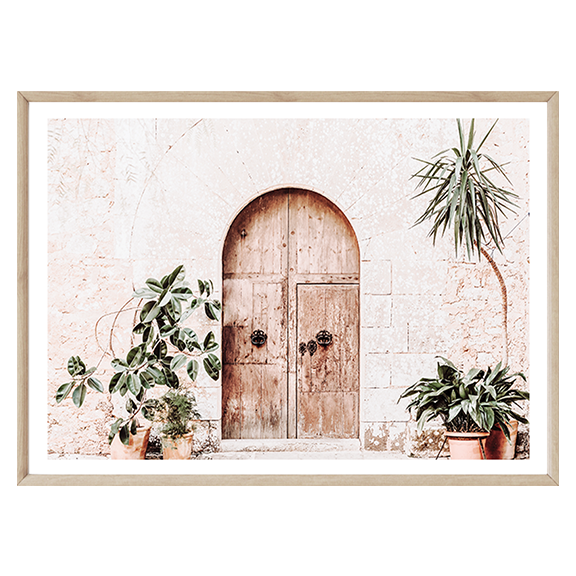 Villa Door by Boho Art & Styling, a Prints for sale on Style Sourcebook