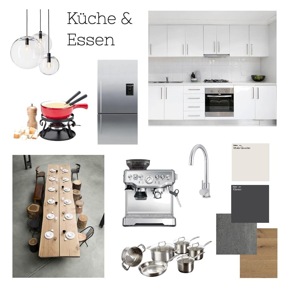 Küche & Essen Campanula Interior Design Mood Board by judithscharnowski on Style Sourcebook