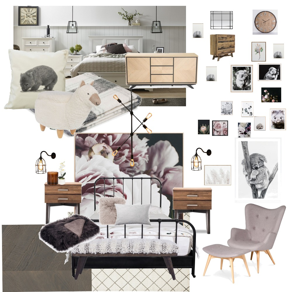 South Australia Outback Interior Design Mood Board by Noviana's Interiors on Style Sourcebook