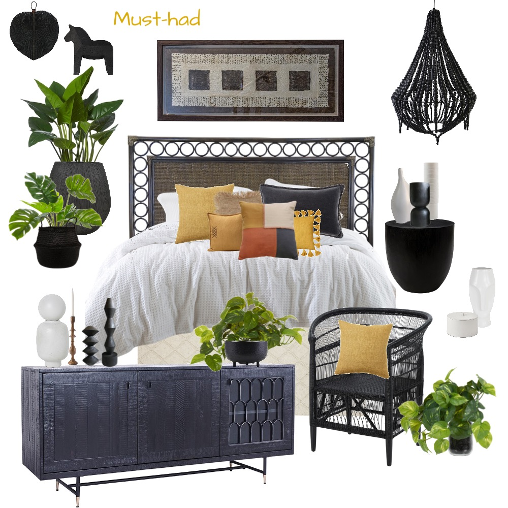 Must-had Interior Design Mood Board by Stylefusion on Style Sourcebook