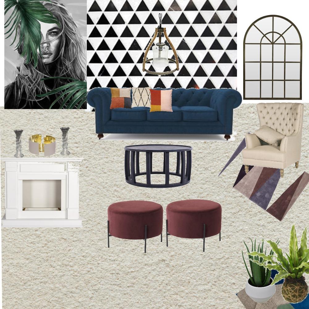 Art Deco Interior Design Mood Board by Reveur Decor on Style Sourcebook