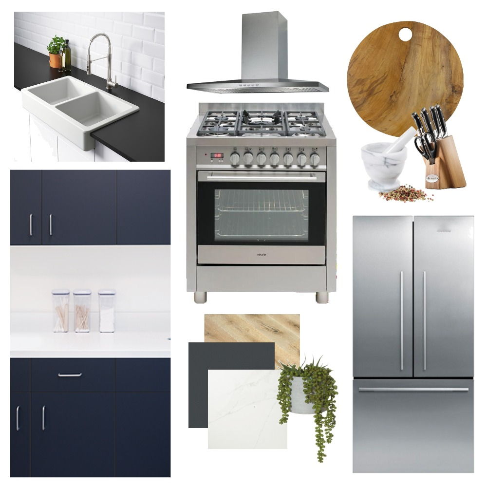 My Kitchen Interior Design Mood Board by Gale Carroll on Style Sourcebook