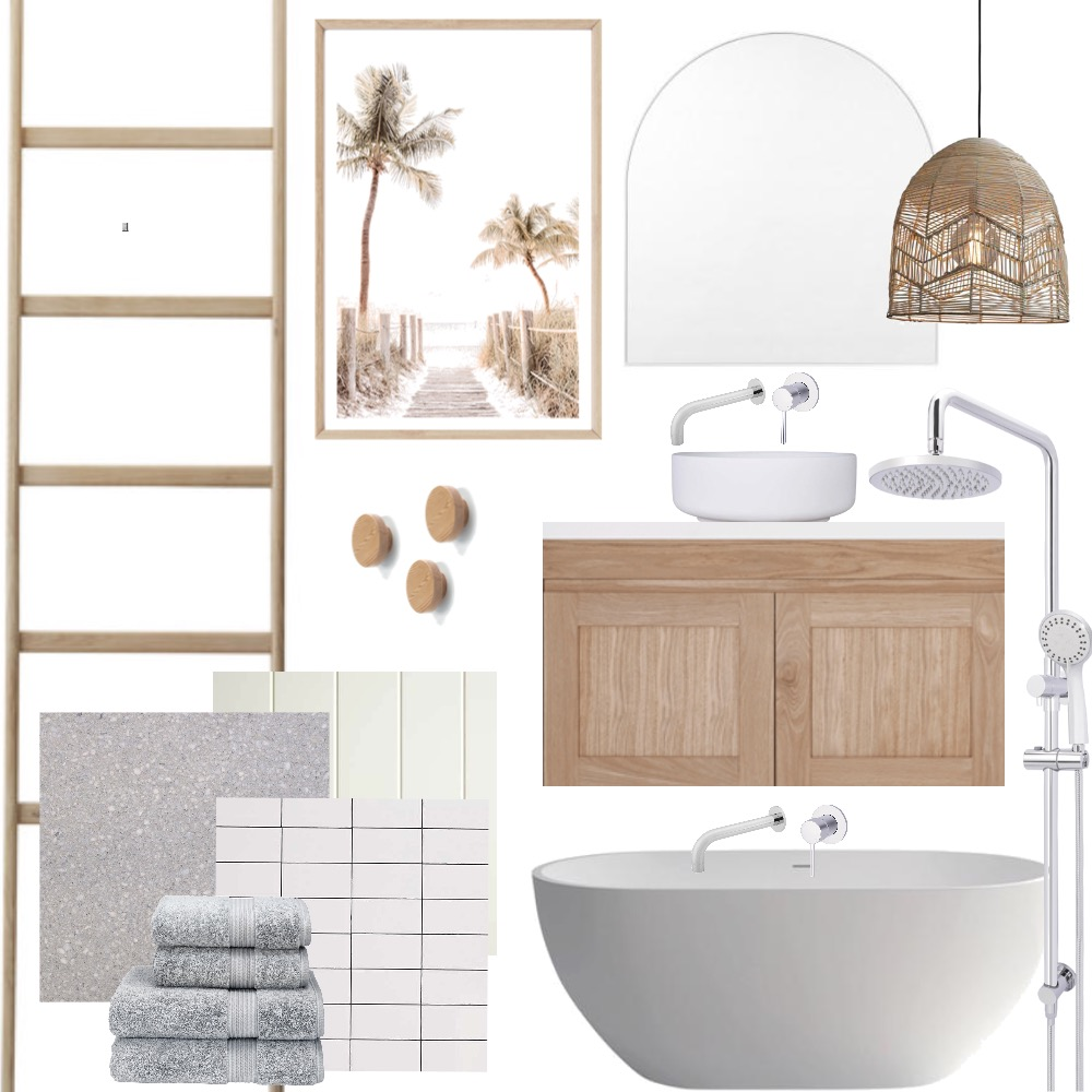 Witheriff Family Bathroom Interior Design Mood Board by smub_studio on Style Sourcebook