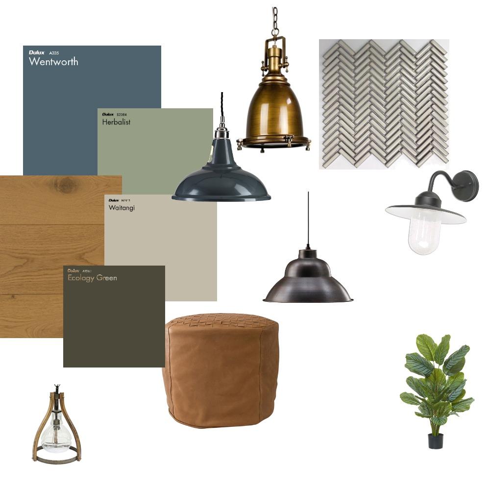 Port Kembla Colour Pallette Interior Design Mood Board by Najla Najla on Style Sourcebook