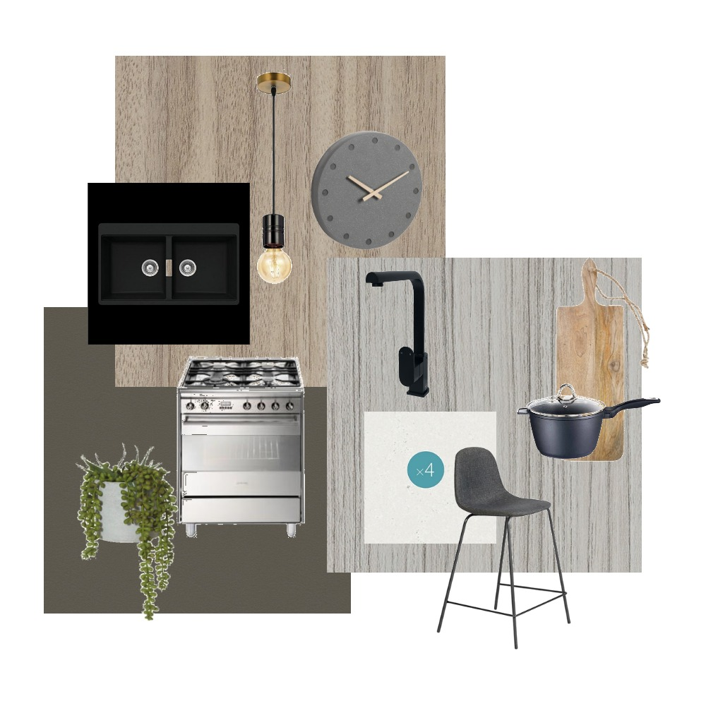 Kitchen Interior Design Mood Board by djade.94 on Style Sourcebook