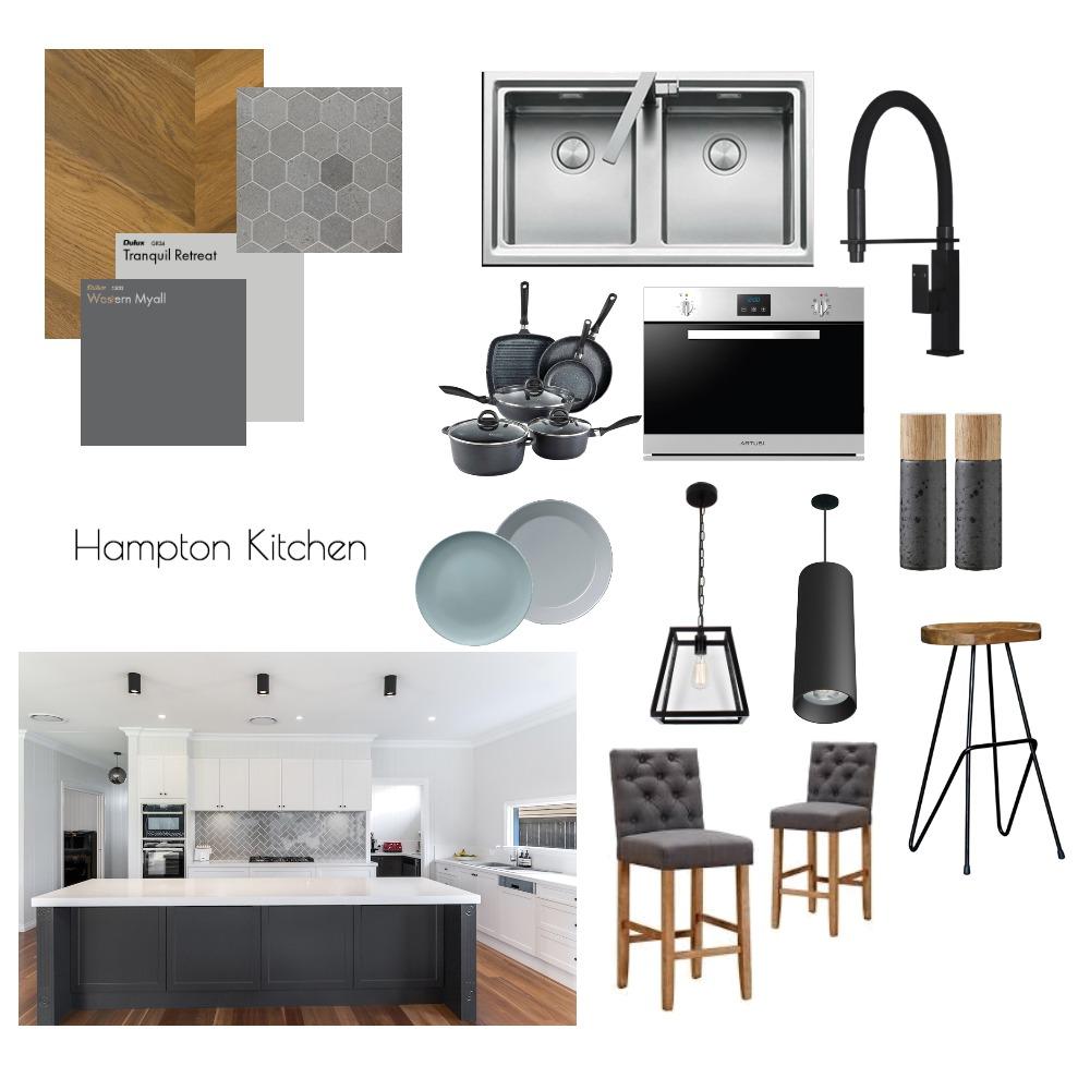hampton kitchen Interior Design Mood Board by jessiegarlick on Style Sourcebook