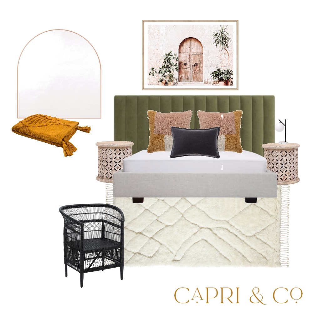IDO Assessment Mood Board by Capri & Co Interiors on Style Sourcebook