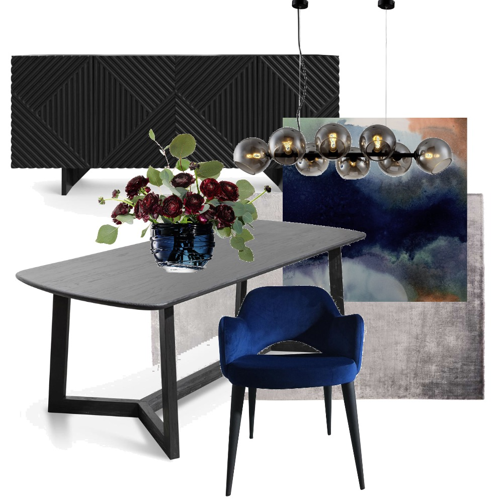 D I N I N G Interior Design Mood Board by Flawless Interiors Melbourne on Style Sourcebook