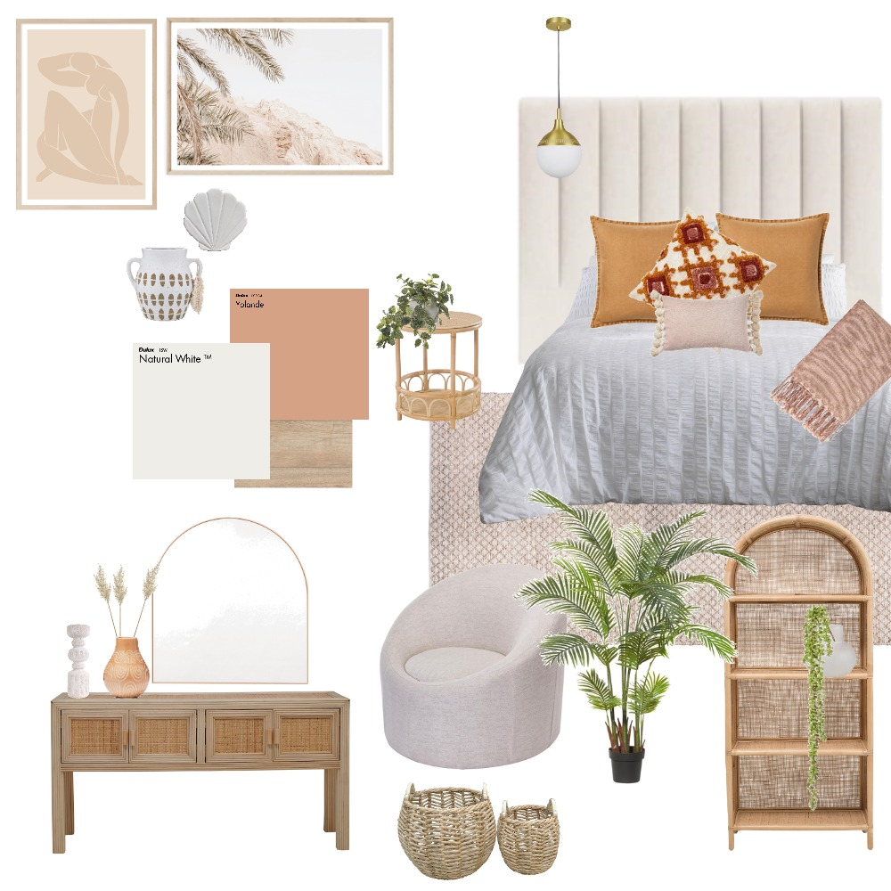 master bedroom Interior Design Mood Board by charlottemacdonald03 on Style Sourcebook