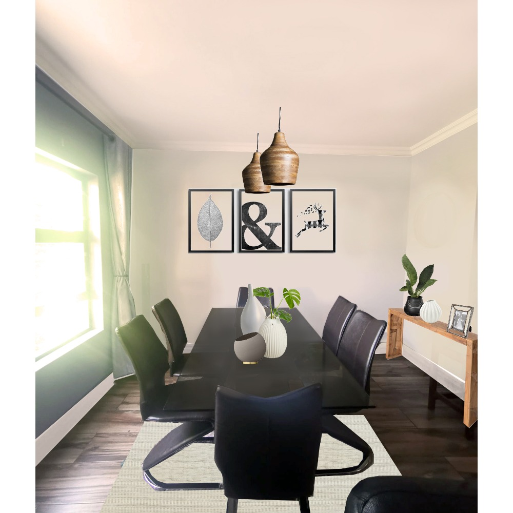 SA dining room - scandi Interior Design Mood Board by stephc.style on Style Sourcebook
