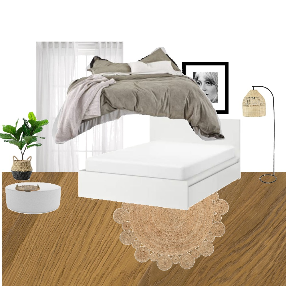 2ND GUEST ROOM Interior Design Mood Board by hannahallenstyle on Style Sourcebook