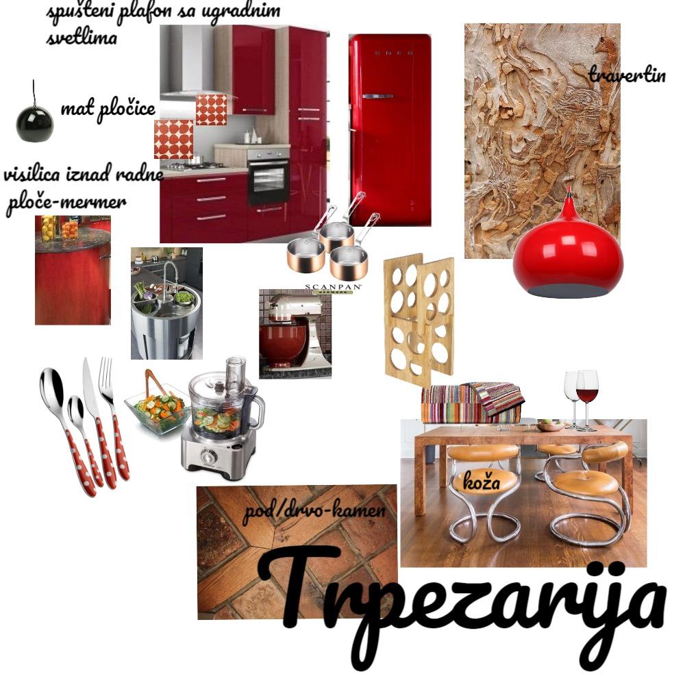 Trpezarija text final Interior Design Mood Board by Gordana on Style Sourcebook
