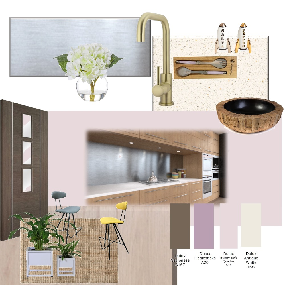 My  Kitchen Interior Design Mood Board by stephanie.tiong on Style Sourcebook