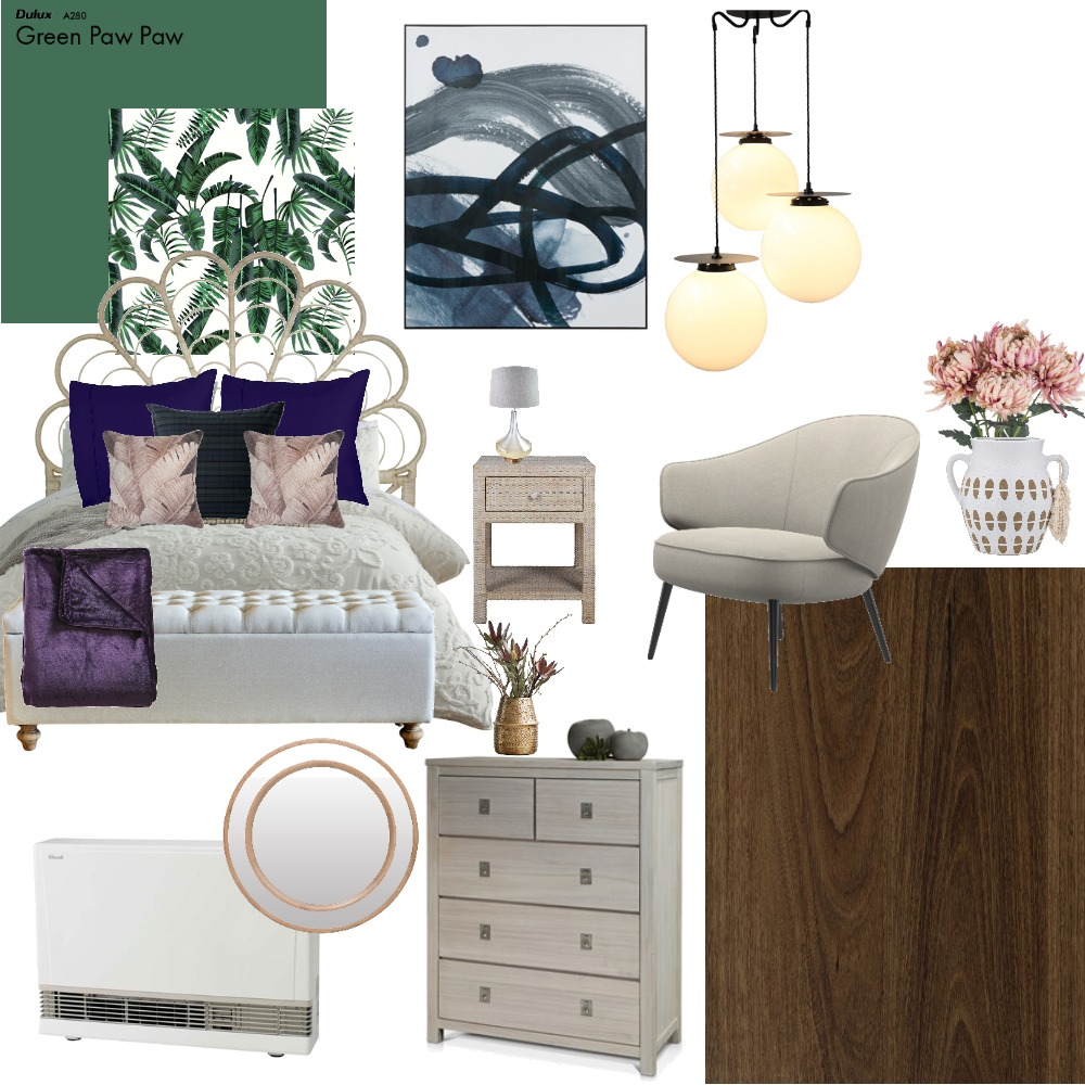P&G YA room Interior Design Mood Board by RenskiRooy on Style Sourcebook