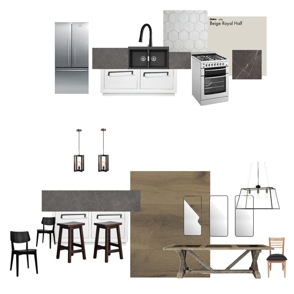 Kitchen Interior Design Mood Board by balatourelle on Style Sourcebook